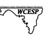 Washington County Educational Support Personnel logo