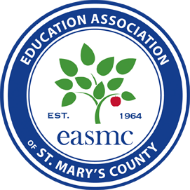 Education Association of St. Mary's County logo
