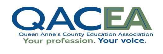 Queen Anne's County Education Association logo