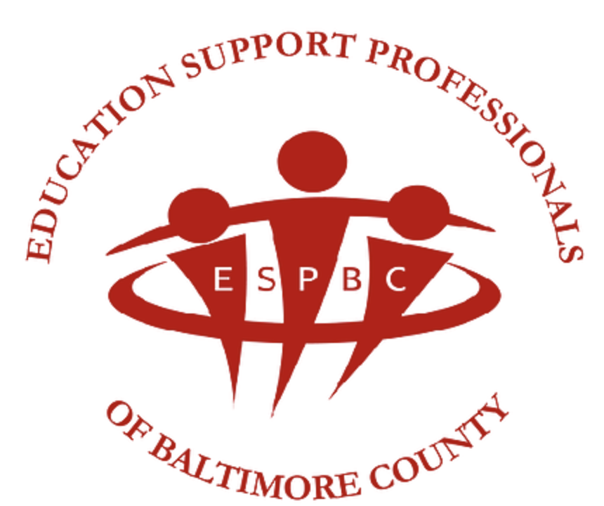 Education Support Professionals of Baltimore County logo