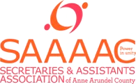 Secretaries and Assistants Association of Anne Arundel County logo